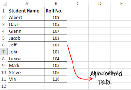 how to alphabetize in excel the complete guide