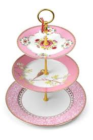 pink cake stand pip studio the official website floral cake stand pink