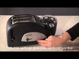 Toaster Poacher West Bend Tem500w Egg And Muffin Toaster Youtube