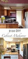 Kitchen Cabinet Makeovers - painted new 120 kitchen cabinet makeover