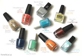 spring 2015 nail polish guide u2013 elektra deluxe