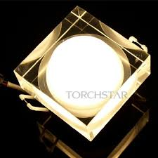 Acrylic Ceiling Light 110v 3w Acrylic Led Ceiling Light L Square Torchstar