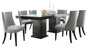 Black And White Dining Room Sets Dining Room Sets Traditional Dining Table And Chairs Enchanting