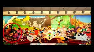 Denver International Airport Murals In Order by Denver New World Airport U0026 Bank Of America Paintings Youtube