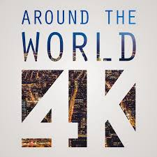 around the world 4k