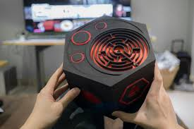 crypted logic puzzle box gadget flow