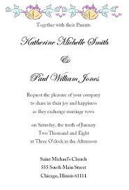 wedding invitations letter lovely wedding invitation wording letter wedding invitation design
