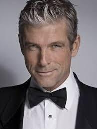 looking with grey hair joe kloenne model google search handsome mature men