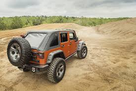 2017 jeep wrangler rugged exterior rugged ridge 13790 38 montana bowless top for 07 18 jeep wrangler