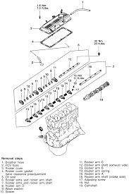 repair guides engine mechanical components rocker arms