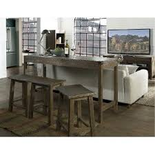 Walnut Sofa Table by Walnut Brown Counter Height Sofa Table St Croix Rc Willey
