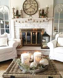 Best  Farmhouse Clocks Ideas On Pinterest Landing Decor - Interior decoration living room