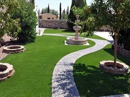 Florida Backyard Landscaping Ideas by Artificial Turf Captiva Florida City Landscape Backyard