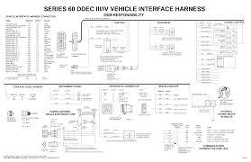 ddec ii and iii wiring diagrams inside detroit diesel series 60