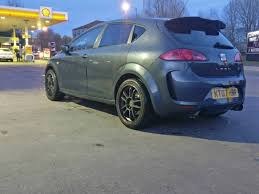 seat leon 2 0 tfsi dsg fr200 in rusholme manchester gumtree