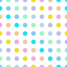 pastel polka dot background background labs