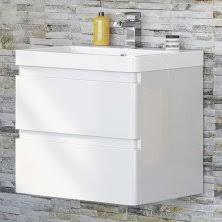Wall Hung Vanity Unit With Basin Wall Hung Basins Wall Hung Bathroom Vanity Units Wall Hung