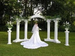 wedding backdrop ideas with columns 16 best wedding columns images on wedding columns