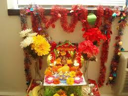 new designs home interior ganesh chaturthi at my home