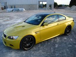 Bmw M3 Yellow 2016 - official individual color picture thread page 4