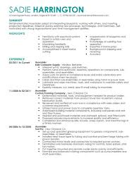 Best Resum by Production Worker Resume The Best Resume