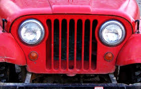 jeep cj grill logo grille styles for willys jeeps