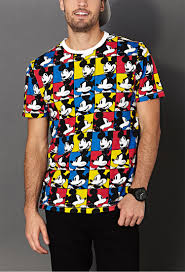 classic mickey mouse shirt disney polo shirt for men classic