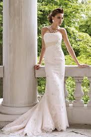 robe de mari e dentelle sirene robe de mariée dentelle sans manches sans bretelles avec fourreau