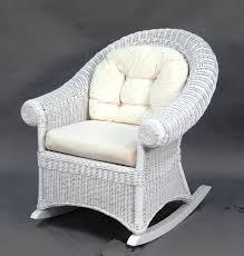 Resin Rocking Chair Wicker Rocking Chair Design