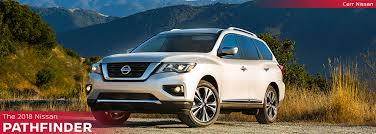 nissan pathfinder new 2018 nissan pathfinder details u0026 features new suv model