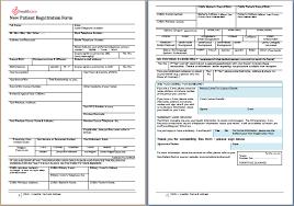 Patient Information Sheet Template Patient Information Sheet Template Word Word Excel Templates