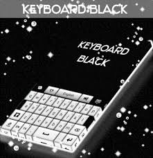 go keyboard apk go keyboard black and white 1 270 15 85 apk for android