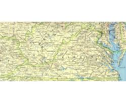 map usa virginia state maps of virginia state collection of detailed maps of virginia