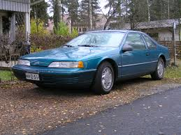 1992 Ford Thunderbird Classic Coupe What To Buy Retro Rides