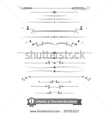decorative lines stock images royalty free images vectors