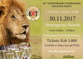 charity nairobi now arts culture and events