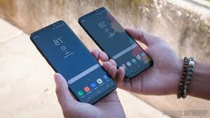samsung galaxy s8 and galaxy s8 plus review almost to infinity
