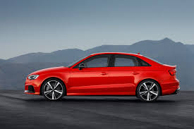 audi rs 3 sedan five cylinder audi rs 3 is coming to the u s with 400 hp four