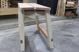 Wood Saw Table Saw Bench U2013 The Fameless Woodworker