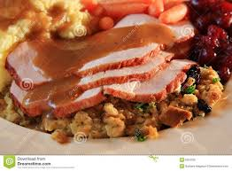 is cranberry sauce normally eaten on its own or on top of turkey