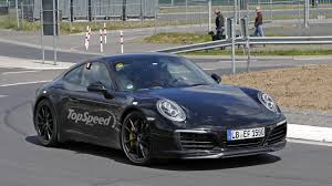 porsche hybrid 911 porsche 992 will get plug in hybrid option news top speed