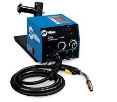 22a 20 series wire feeder two drive roll feeder millerwelds