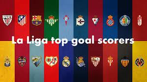la liga table 2016 17 top scorer la liga 2017 18 top goal scorers pichichi award contenders