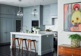 grey kitchen cabinets wood floor 21 ways to style gray kitchen cabinets
