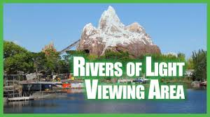 Map Of Animal Kingdom Rivers Of Light Construction Update From Disney U0027s Animal Kingdom