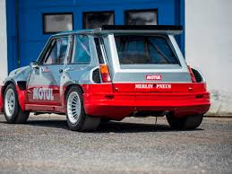 renault 5 turbo rm sotheby u0027s 1986 renault 5 maxi turbo london 2016