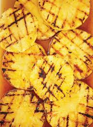 cuisiner l ananas ananas grillé au lait de coco ricardo