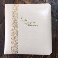 sle wedding albums vintage wedding album ebay