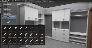 Designer Closets Kitchen Bath U0026 Closet Design Software Microvellum Software