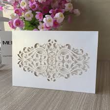 Pocket Invitation Cards Compare Prices On Print Engagement Invitation Card Online